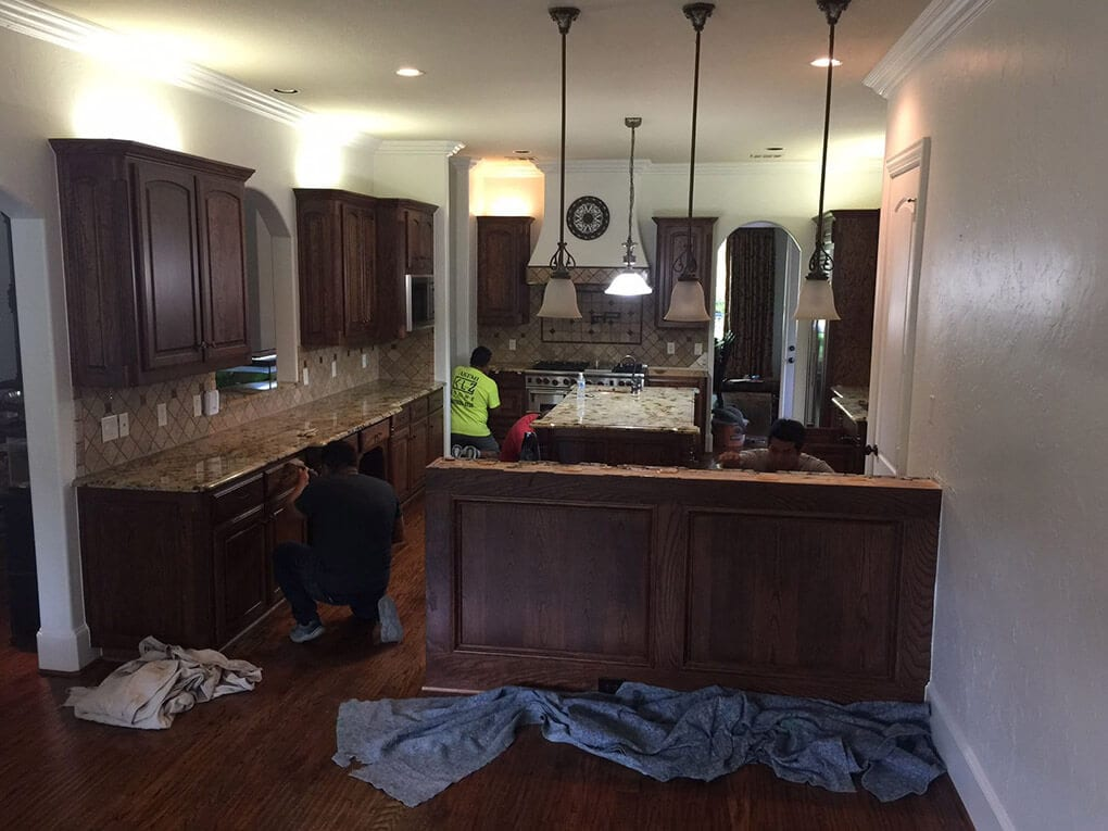 Toscana Kitchen Remodel 1